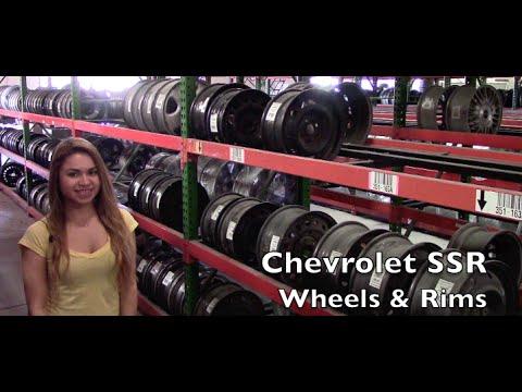 Factory Original Chevrolet SSR Wheels & Chevrolet SSR Rims – OriginalWheels.com