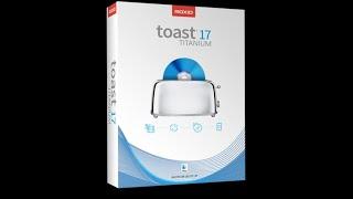 Toast Titanium 17