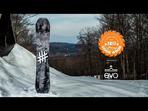 Best Snowboards of 2016-2017: Lobster Sender  – Good Wood Snowboard Reviews
