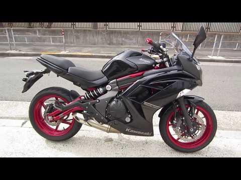 ニンジャ400/カワサキ 400cc 大阪府 バイクショップ アモラ