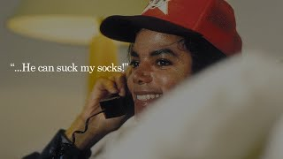 Michael Jackson Private Phone Conversations   Best of