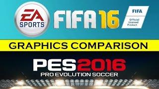 So sánh FIFA 2016 vs. PES 2016. Ai sẽ là người giành chiến thắng?