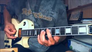 Dokken - Don't Lie To Me - Rhythm lesson (Full song)