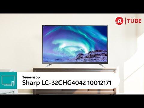 Обзор телевизора Sharp LC-32CHG4042E