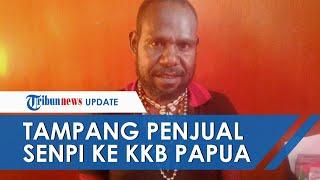 Ini Tampang Penjual Senjata Api dan Amunisi untuk KKB Papua Puncak Jaya, Ditangkap Satgas Nemangkawi