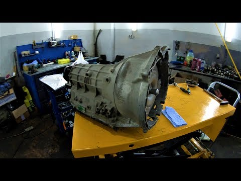 Воскрешение АКПП 5HP18 BMW E39