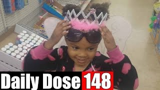#DailyDose Ep.148 - FAIRY WINGS & MADDEN! | #G1GB