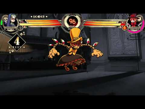2D Fighter Skullgirls Coming To PC