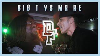 BIG T VS MR RE | Don