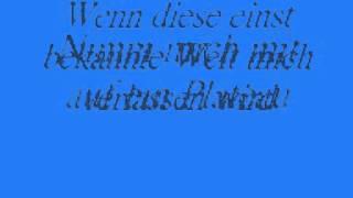 Globus ~ Take Me Away [German Lyrics]