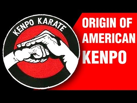 The Origin of American Kenpo | ART OF ONE DOJO