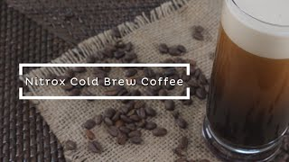 Nitrox Cold Brew Coffee - Product Demo Video Tutorial - Video Recipe