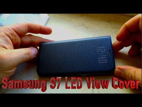 Samsung LED Cover - Samsung Galaxy S7 - Review - German - TheAskarum