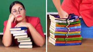 12 Trò Vui Đùa Để Giải Khuây Khi Bạn Đang Trong Lớp Học