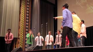 Tu Aashiqui Hai (Live) - Penn Masala (Cover)