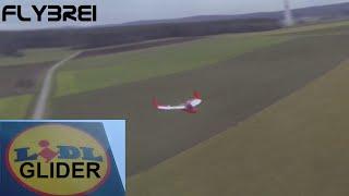 Lidl-Segelflieger / Newflidl vs. Nazgul5 FPV-Quad
