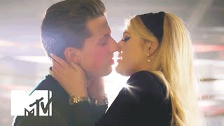 Meghan Trainor & Charlie Puth Dish On Their Make Out Scene | MTV News