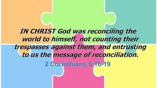 In Christ - Building Relationships United in Christ
