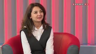 Онлайн конференция с участием Жайдары Сыздыковой на канале BNews Kz.