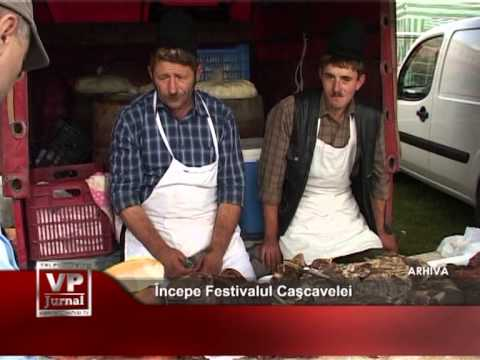 Începe Festivalul Caşcavelei