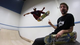 BRAILLE HOUSE MINI RAMP SESSION