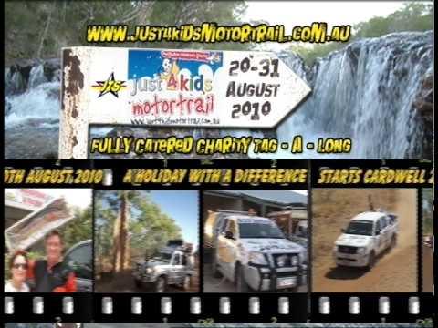 Just 4 Kids Motortrail 2010 TV Advert
