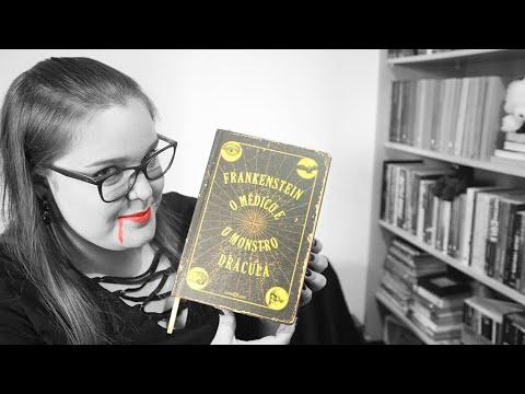 Drácula [Bram Stoker] - Resenha #002 (SEM SPOILERS) | Li num Livro