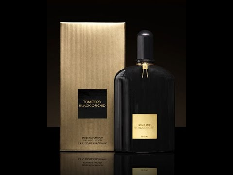 Fragrance Review - Tom Ford Black Orchid