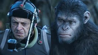 Dawn Of The Planet Of The Apes Featurette - Motion Capture (2014) Andy Serkis HD