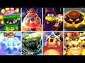 Super Mario Galaxy Hd All Bosses Cutscenes no Damage