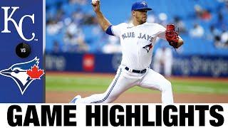 Momenti salienti del gioco Royals vs. Blue Jays (8/1/21)   Punti salienti della MLB