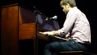 Unobstructed View -- Ben Gibbard -- Danforth Music Hall -- Oct 14, 2012