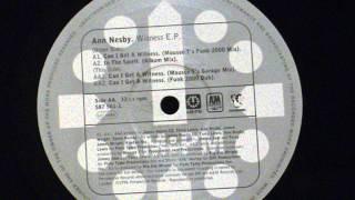 Witness E.P.- Ann Nesby
