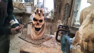 Chainsaw Carving Tips And Tricks 6 Making Hands And Claws, Basic Instruction. Plus Added Bonus!
