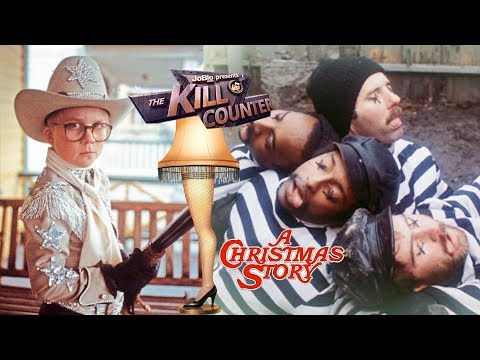 The Kill Counter - A Christmas Story
