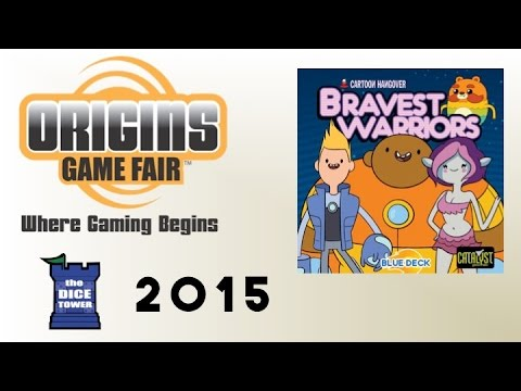 Origins Summer Preview: Encounters: Bravest Warriors