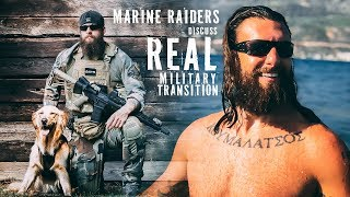 RETIRING FROM SPECIAL OPERATIONS COMES WITH UNIQUE CHALLENGES; FEAT RET. MARINE RAIDER CODY ALFORD