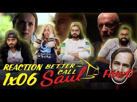 Better Call Saul - 1x6 Five-O - Group Reaction