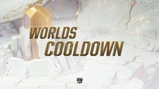 WORLDS COOLDOWN - Group Stage Day 1 (2019)