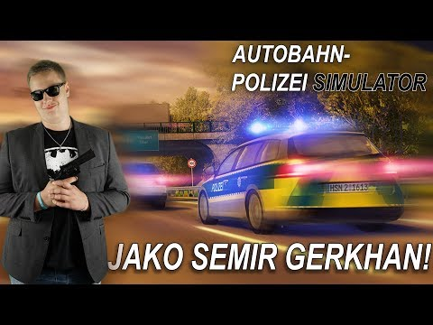 KOBRA 11 -  NESMRTELNÝ JAKO SEMIR GERKHAN | Autobahn Police Simulator #03
