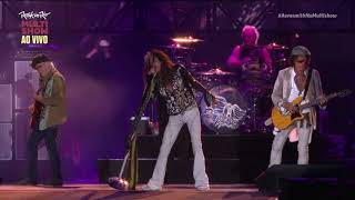 Aerosmith - Cryin - Live Rock in Rio 2017