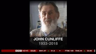 John Cunliffe passes away (Postman Pat) (1933 - 2018) (UK) - BBC News - 27th September 2018