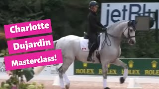 Charlotte Dujardin: How To Train Piaffe And Passage In Dressage