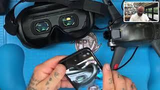DJI FPV V2 Goggles - 041021 Activation - Problems still exist