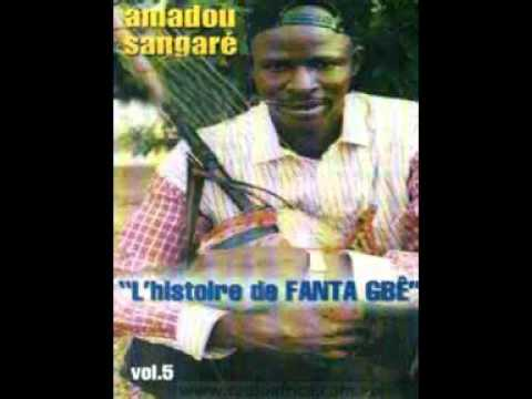 Amadou Sangare dit Barry - Fanta Gbe