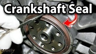 How to Replace Crankshaft Seal on Your Car