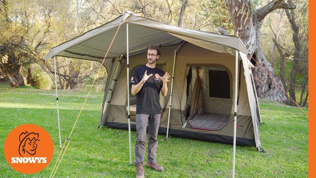Turbo Lite Cabin 380 Tent