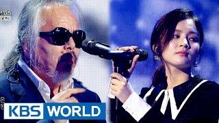 Jeon Inkwon & Lee Hi - It's Only My World | 전인권 & 이하이 - 그것만이 내 세상 [Immortal Songs 2]