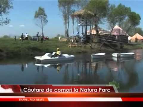 Cautare de comori la Natura Parc