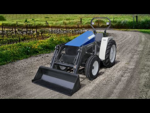 Solectrac Electric Tractors - About Us